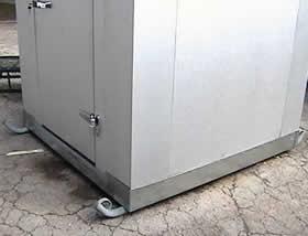 Kt Coolers Texas Deer Amp Game Storage Walk In Cooler